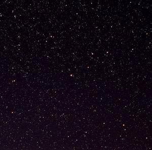 Фото №1 - Во Вселенной нашли огромную пустоту