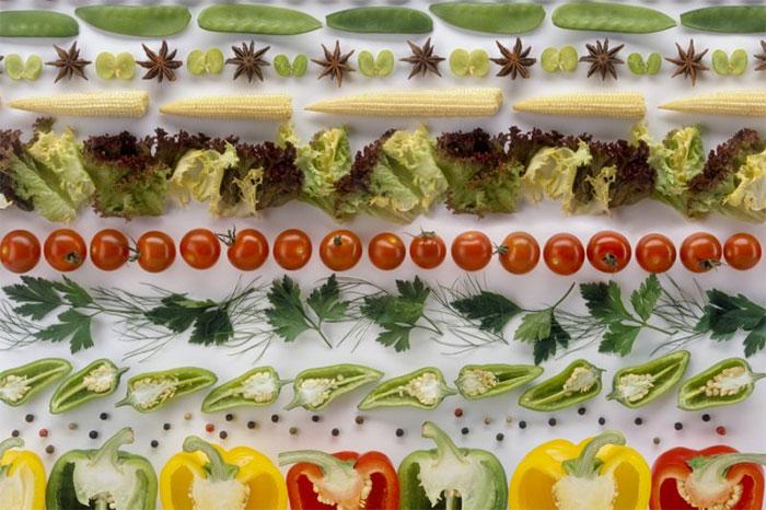 Фото №1 - Мини-овощи на праздничном столе