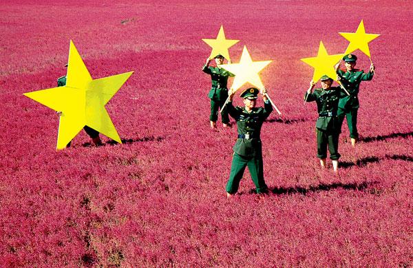 Фото №1 - Путеводная звезда: что значит красный флаг