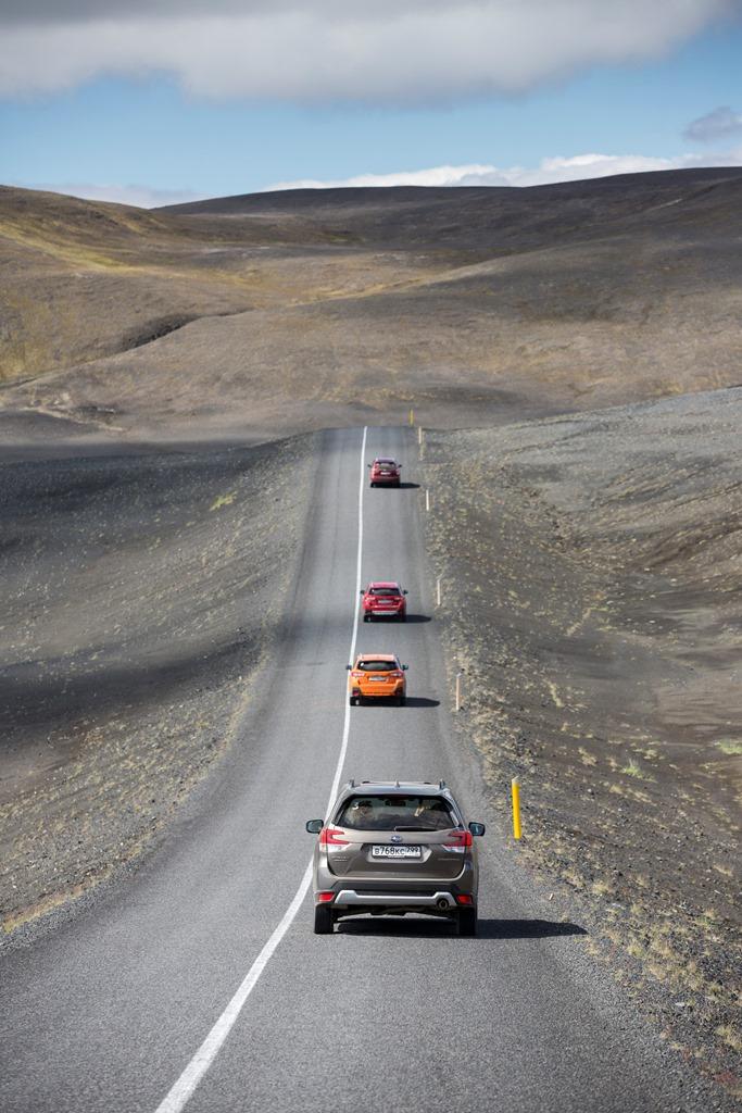 Фото №13 - Испытание исландским бездорожьем