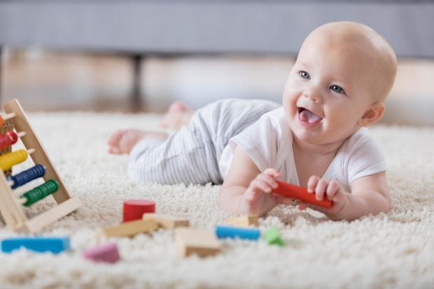 Фото №4 - Развиваем малыша: простые занятия на мелкую моторику и пальчиковые игры