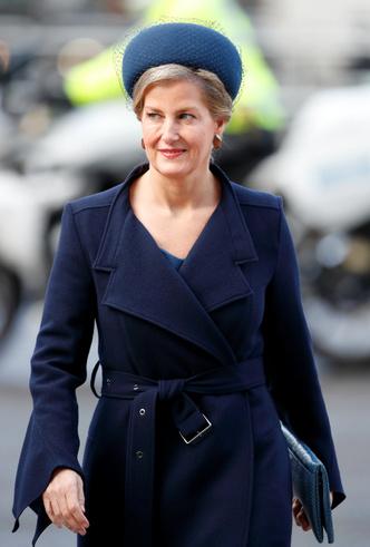 Фото №9 - Королевская палитра: как монаршие особы носят синий цвет