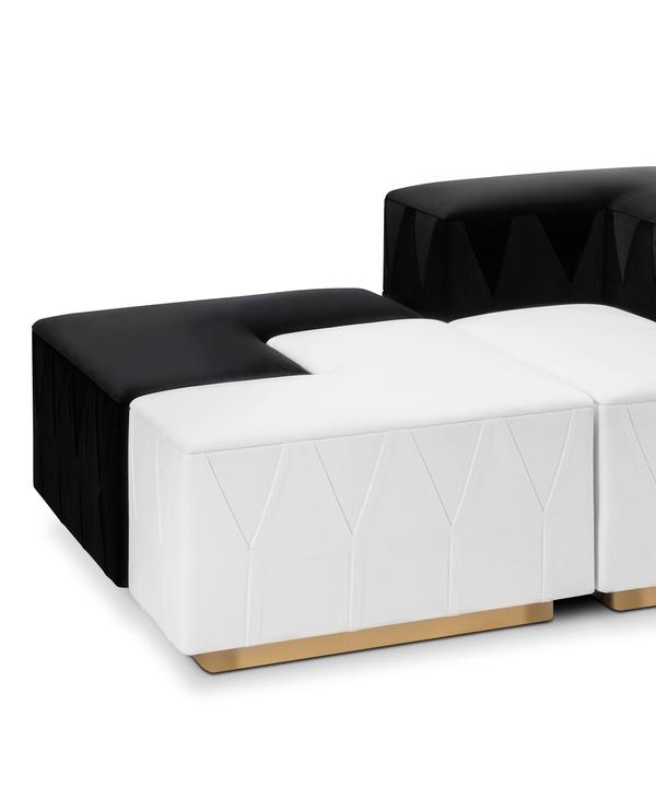 Yin Yang: диван по дизайну Акселя Хюнха для Munna