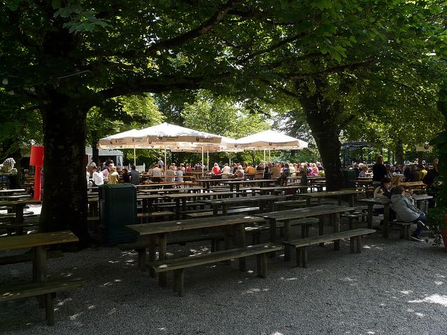 Фото №8 - Топ-10 пивных садов Мюнхена