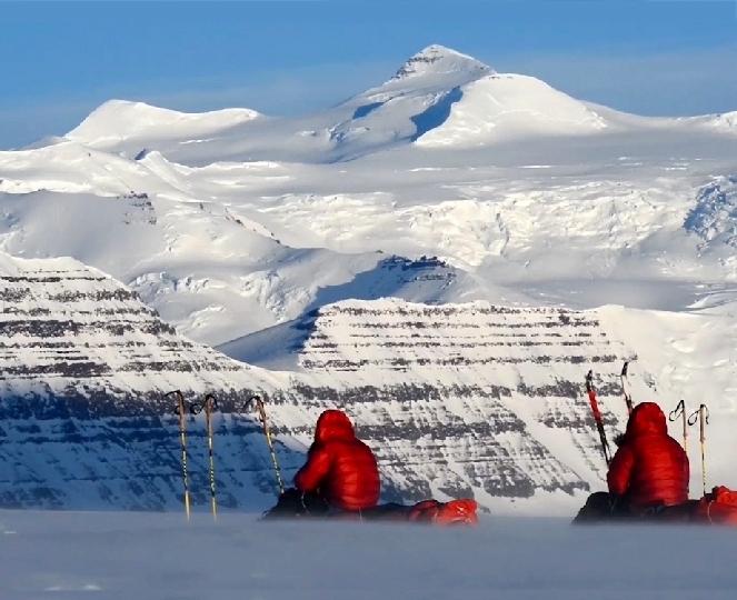 Фото №9 - Пешком по Антарктиде