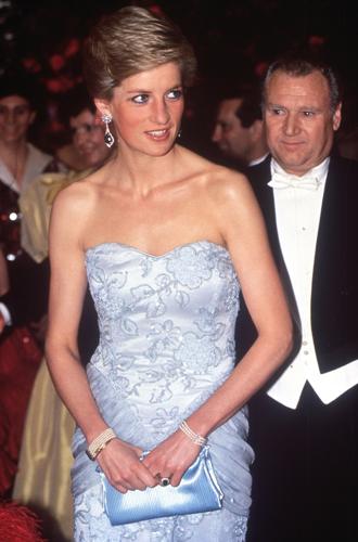Фото №3 - До/после: как принцесса Диана дарила вторую жизнь старым нарядам