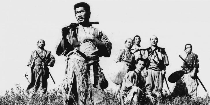 Фото №2 - 8 обязательных фильмов о самураях