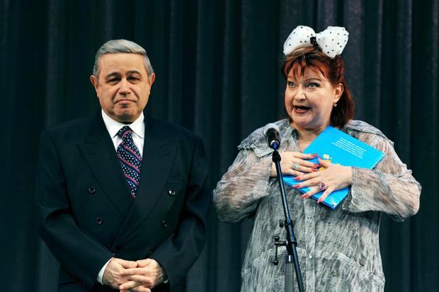 Фото №3 - «Оккультизм и сексуальность»: с чем в итоге осталась Степаненко после развода с Петросяном