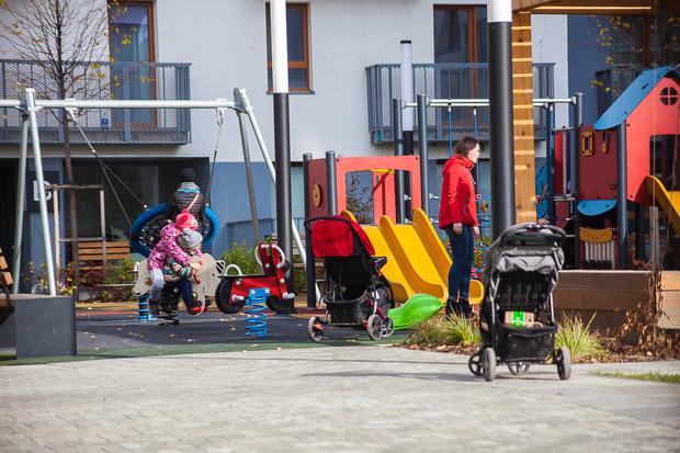 Фото №1 - В «ДОМ.РФ» посчитали, сколько многодетных семей погасило ипотеку благодаря субсидии от властей