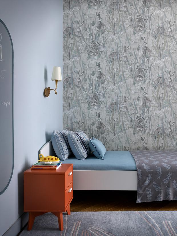 Фото №10 - Квартира для семьи из четырех человек в Москве