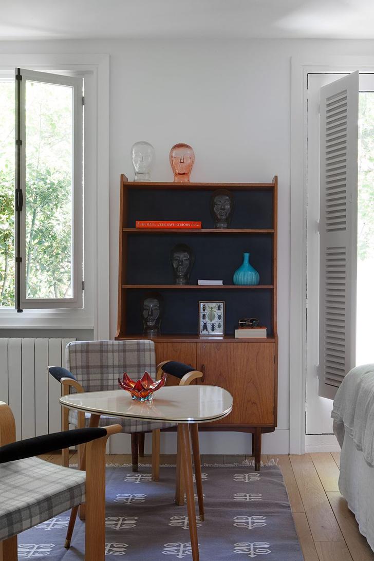 Фото №11 - Светлый дом с яркими акцентами в Мадриде