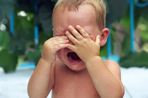 Фото №1 - Деточка, не плачь!
