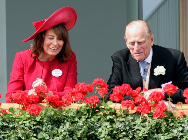 Фото №2 - Теща будущего короля: Кэрол Миддлтон и ее особые отношения с принцем Уильямом