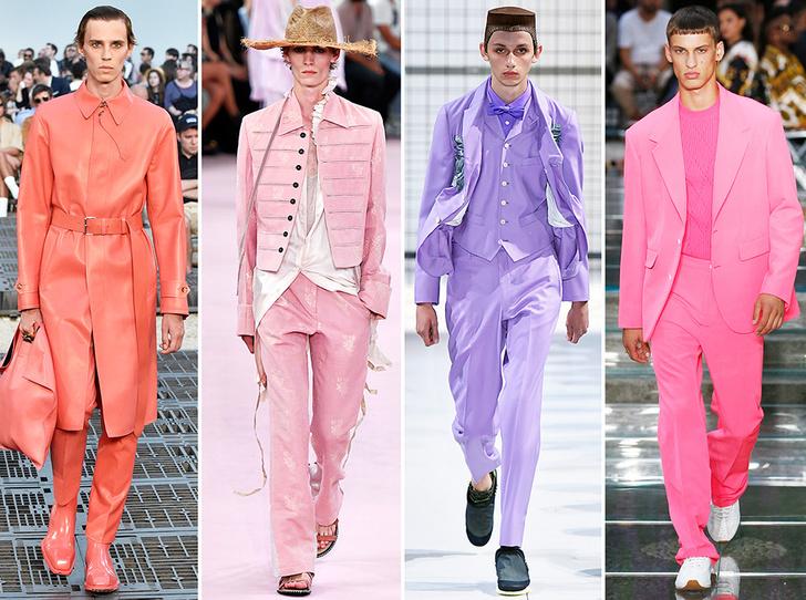 Фото №6 - 11 трендов c Недель мужской моды SS19, которые пригодятся не только мужчинам