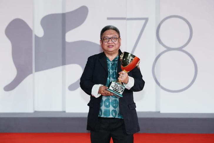 Фото №8 - Итоги, звезды и открытия 78-го Венецианского кинофестиваля