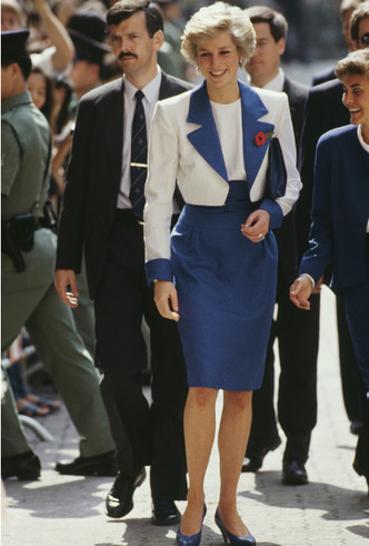 Фото №6 - Диана в Гонконге: наряды самого яркого королевского тура 80-х