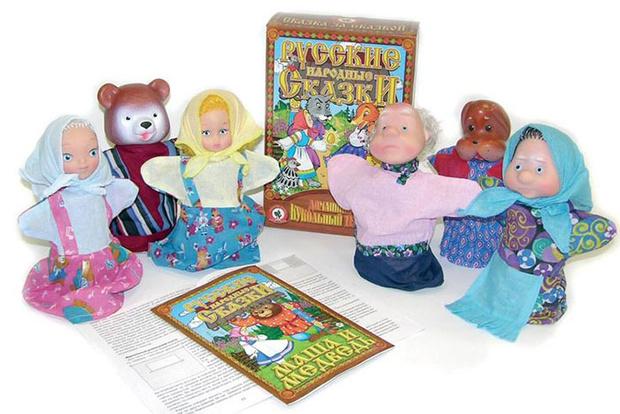 Фото №6 - Как оживить сказку: кукольный театр на столе
