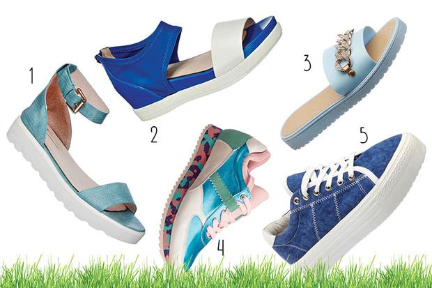 Фото №3 - Топ-20: Обувь на лето