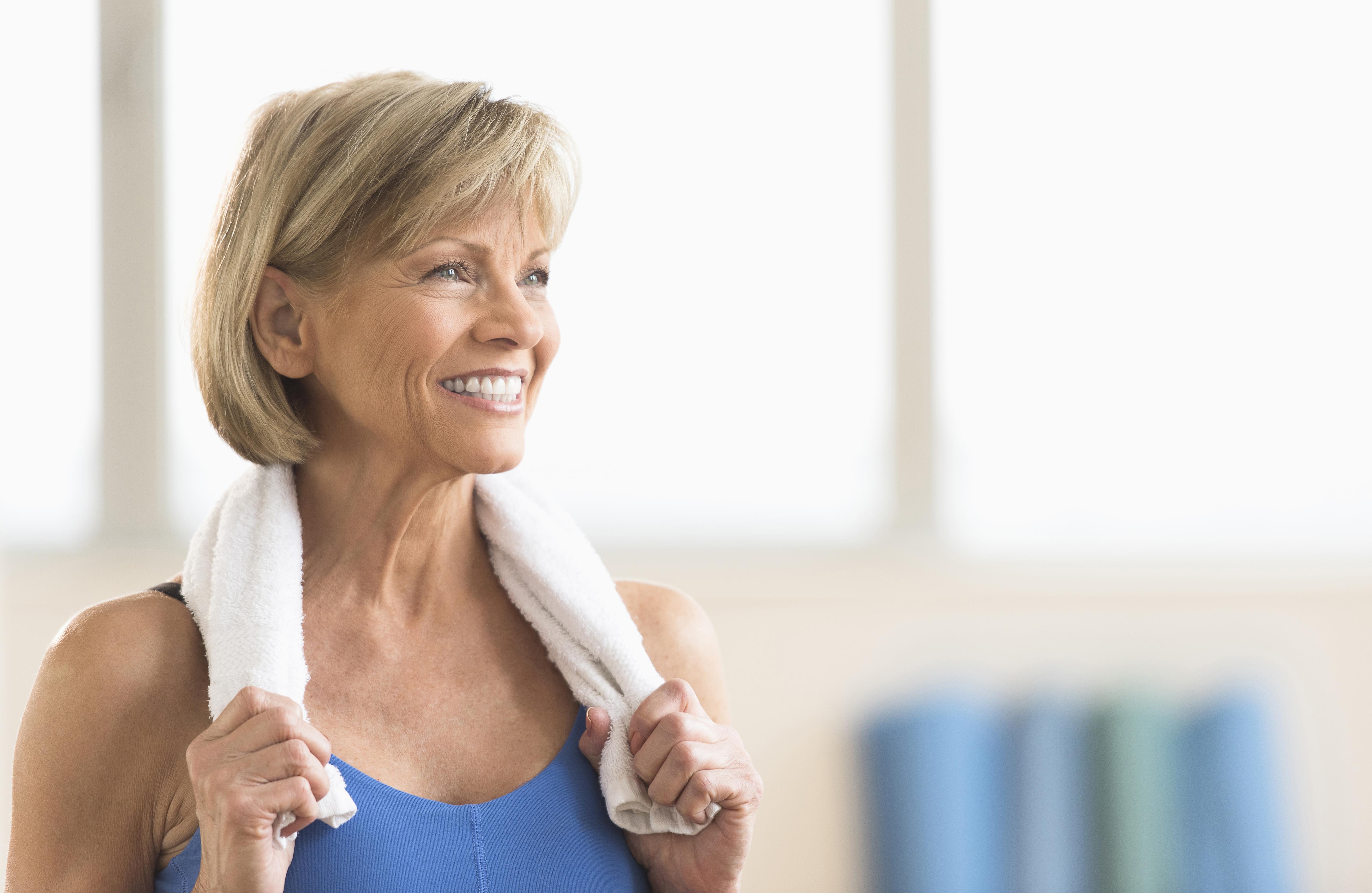 Причины резкого похудения у женщин при климаксе