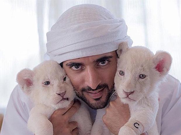 Фото №2 - Статус «свободен»: 5 самых влиятельных наследников Ближнего Востока