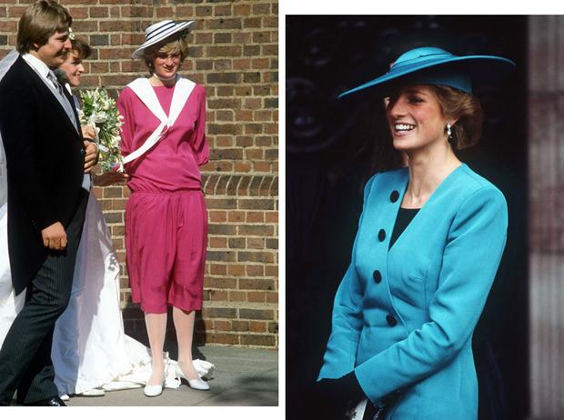 Фото №1 - Стильная гостья: что принцесса Диана носила на чужих свадьбах