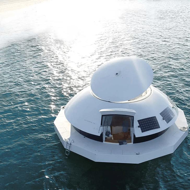 Фото №4 - Туризм будущего: плавучий эко-отель Anthenea