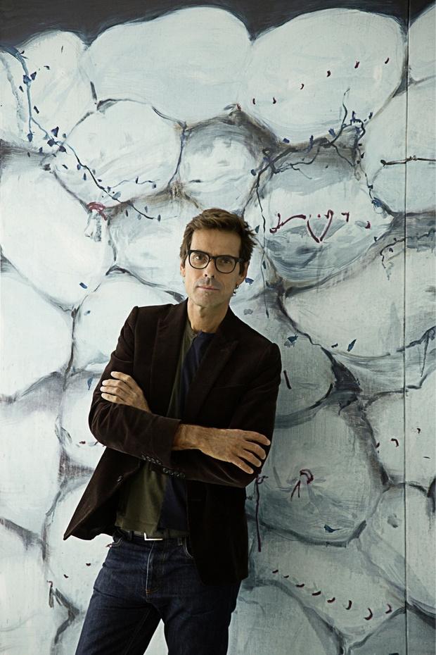 Фото №1 - Пьер Йованович: «Я никогда не работаю с пластиком»