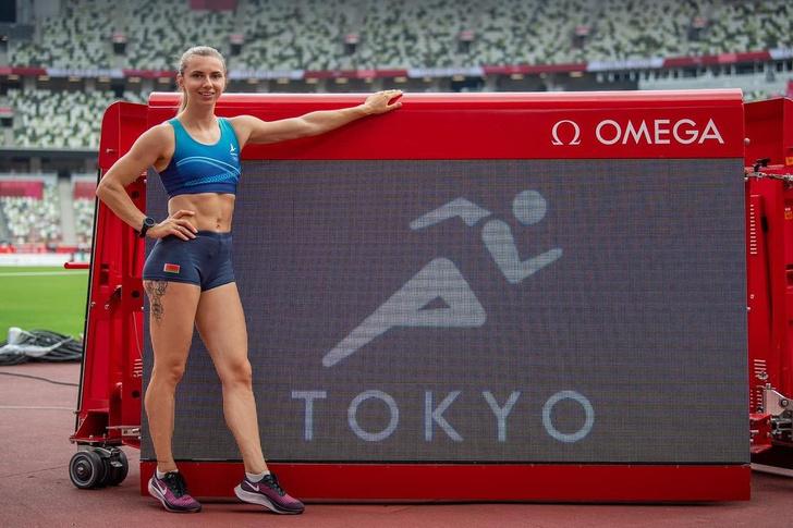 Фото №2 - Бег с препятствиями: белорусскую спортсменку пытаются насильно вывезти из Токио после критики сборной