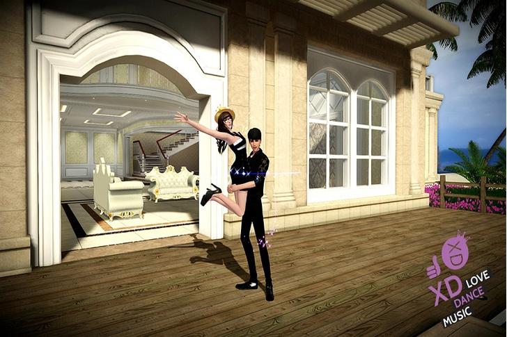 Фото №3 - В России выйдет танцевальный симулятор жизни XD: Love Dance Music