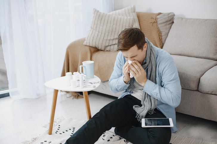 Врачи США назвали 5 способов, которые спасут от заложенности носа
