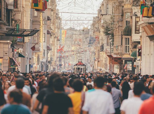Фото №1 - Стамбул: 6 мест в окрестностях улицы Истикляль