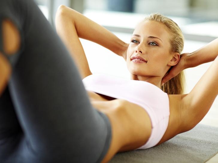 Фото №1 - Как укрепить мышцы кора: 7 лучших упражнений