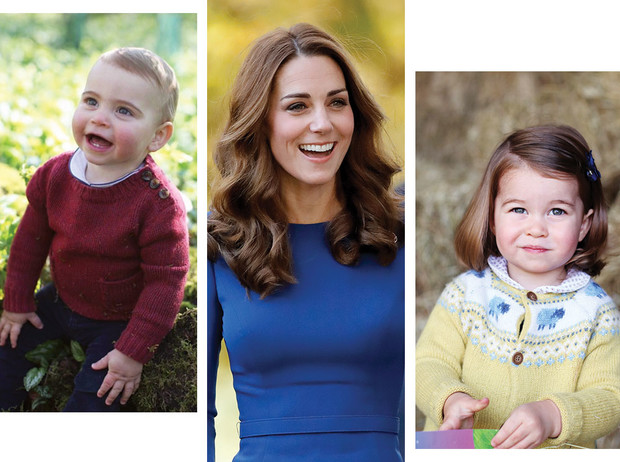 Фото №1 - Как герцогиня Кейт становится первым профессиональным фотографом королевской семьи