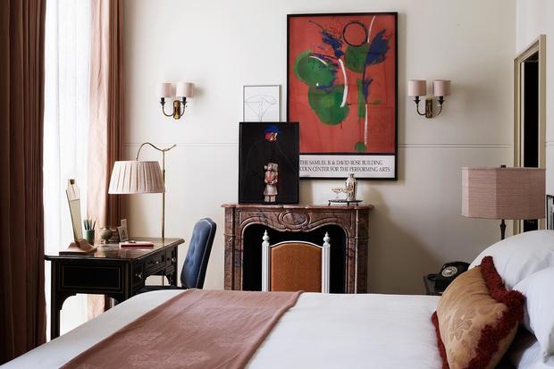 Фото №8 - Романтичный отель NoMad в Лондоне