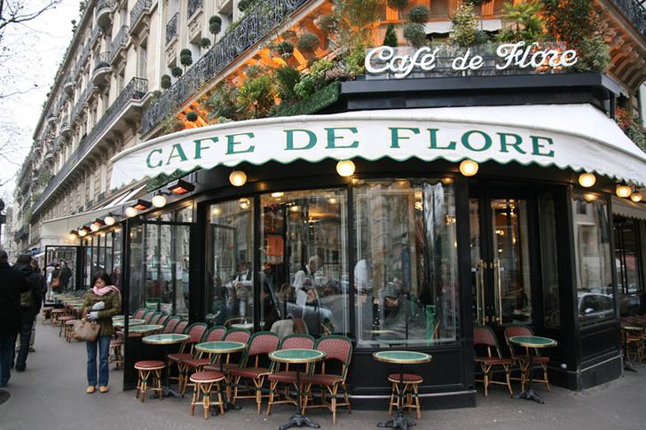 Фото №1 - Париж: 5 любимых кафе легендарных писателей XX века
