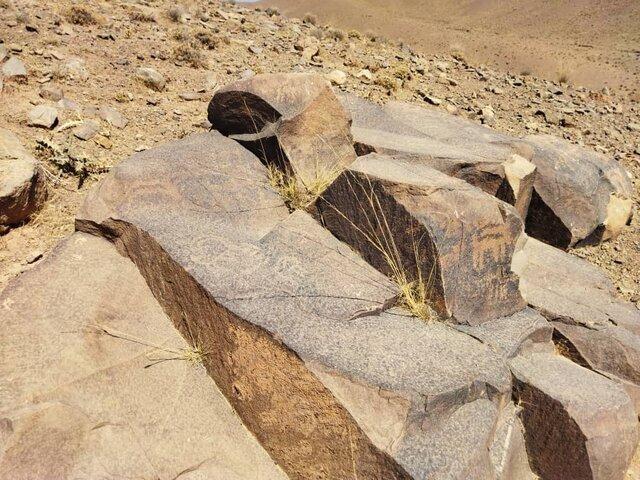 Фото №1 - В Иране обнаружены прежде неизвестные петроглифы