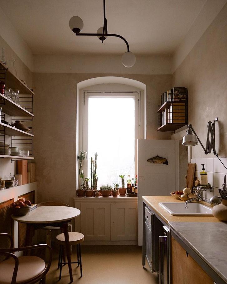 Фото №3 - Как обустроить маленькую кухню: советы и лайфхаки