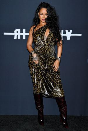 Фото №21 - Королева стритстайла и акула бизнеса: как Рианна изменила мир моды