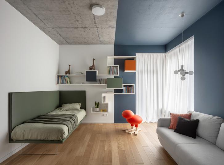 Фото №6 - Квартира 260 м² для семьи с тремя детьми и собакой