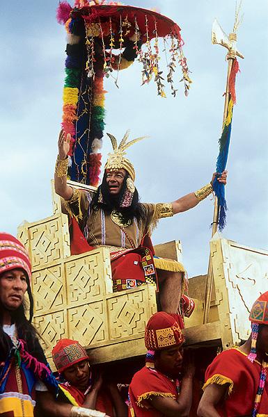 Фото №8 - Хранители золота инков
