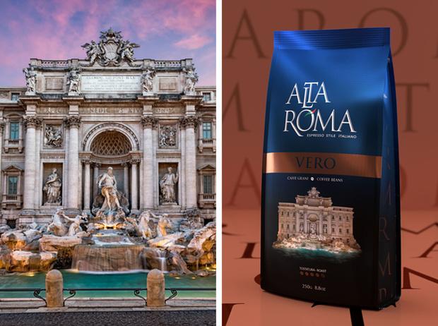 Фото №4 - Итальянская мечта: вспоминаем теплый и солнечный Рим за чашкой кофе Alta Roma