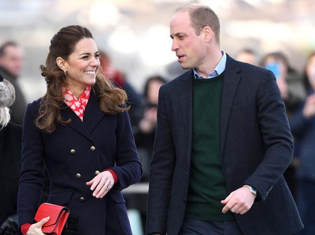 Фото №1 - Доказательства любви: принц Уильям и герцогиня Кейт дали волю чувствам