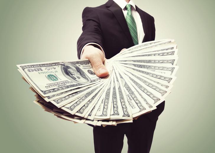 Фото №1 - Уровень дохода зависит от роста и веса