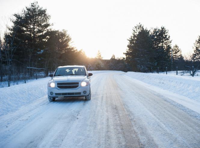 Фото №3 - Экстремальное вождение: о чем нужно помнить зимой за рулём