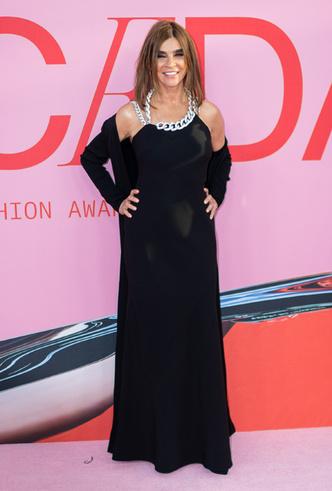 Фото №42 - Лучшие звездные образы на ковровой дорожке CFDA Fashion Awards 2019