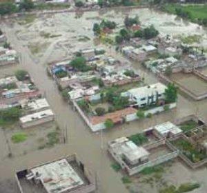 Фото №1 - В Мексике ушел под воду целый штат