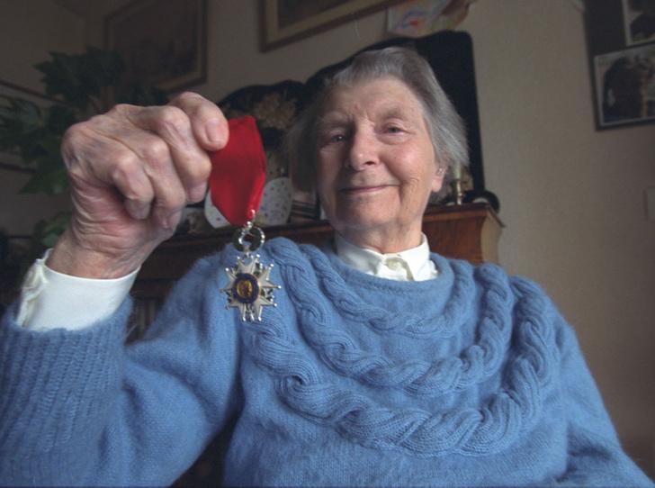 Фото №6 - Защитники в юбках: истории женщин, совершивших подвиги на Второй мировой войне