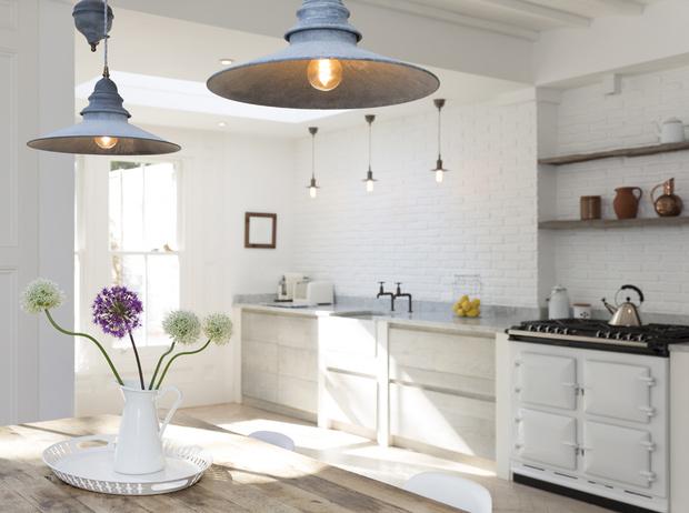 Фото №1 - Гори-гори ясно: правила светодизайна на кухне