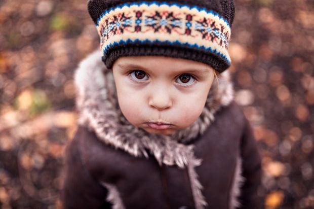 Фото №1 - Детские обиды