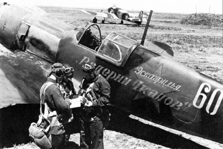 Фото №7 - 5 героических фактов об истребителе Ла-5